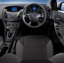 New Focus Interior Ford Focus Ambiente Quick Review Photos 1 Of 6