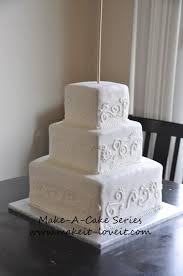 How To Make Edible Cake Decorations At Home Make A Cake Series Wedding Cakes Make It And Love It