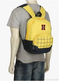 backpack black friday autumn men u0027s bags tommy hilfiger buddy small yellow backpack black