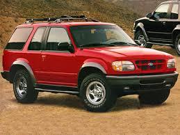 1999 ford explorer information