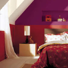 bedroom pink design for with zebra print bed and doff color