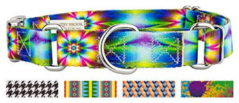 tie dye flowers country brook design tie dye flowers martingale with