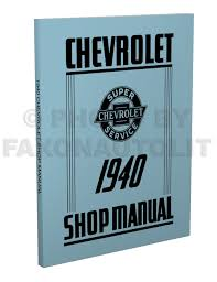 1940 chevy radio manual original car u0026 truck