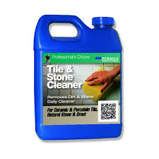 Laminate Flooring Cleaning Solution Miracle Sealants 32 Oz Tile And Stone Cleaner Tsc Qt H The