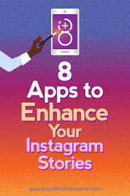 8 apps to enhance your instagram stories social media examiner