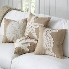 diy to make beach theme pillows best house design