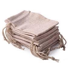 small burlap bags burlap favor bags ebay