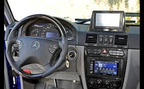 G Wagon 6x6 Interior 2014 Brabus 800 Ibusiness Based On Mercedes Benz G 65 Amg Interior