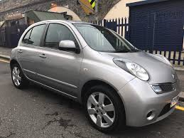 nissan micra petrol mileage nissan micra 1 2 acenta automatic 5 doors silver 2010 very