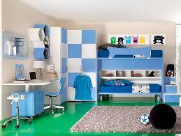 les chambre d enfant chambre d enfant bleue pour garçon sport calcio 6 faer ambienti
