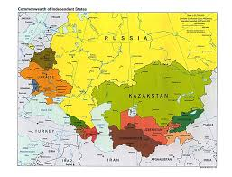 Geography Of Russia by Map Of Russia Political Map Of Russia And Surrounding Pictures 4