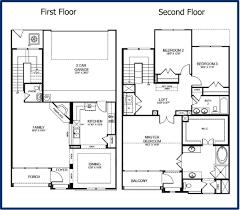 Loft Apartment Floor Plan Attic Apartment Floor Plans Story 3 Bdrm 2 1 2 Bath With Loft 2