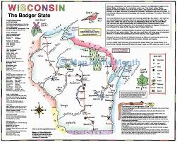 Wisconsin Map Cities by Wisconsin Map Maps For The Classroom