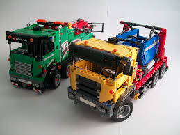 lamborghini lego red lorry yellow lorry the lego car blog