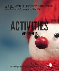 winter 2017 activities booklet by stafford parks issuu