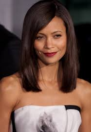 hairstyles for 50 year old women with heart shaped faces kat graham medium straight hairstyle for heart faces 2017