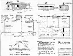Two Story Barn Plans Storage Shed Plans 12x24 Learn How Vabers