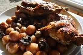 cuisine grand mere recipe poulet grand mère frescolio evoo olive and balsamic