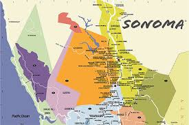 sonoma california map sonoma county wine country maps sonoma com