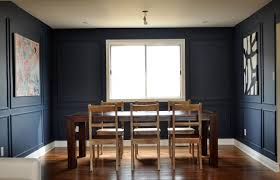 colors for dining room painting ideas a trendy trim transformation wainscoting traditional and room