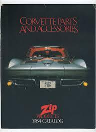 zip corvette catalog zip corvette celebrates it s 40th anniversary