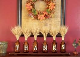 easy and festive diy thanksgiving decorations ambie