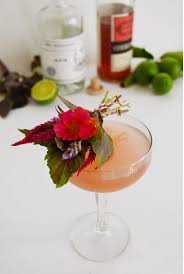 pretty alcoholic drinks garden gin cosmo u2014 drinking with chickens