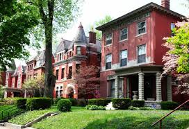 victorian style mansions a tour of old louisville old house restoration products