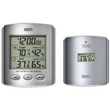 Backyard Grill Wireless Thermometer by Taylor Wireless Io Thermometer 91756 The Home Depot
