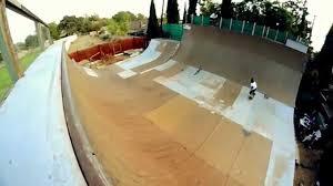 Backyard Skateboard Ramps by Ramp Vert Skateboarding Private Backyard Vert Ramp Youtube