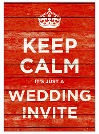 wedding invitations belfast keep calm and carry on wedding invitations marty mccolgan