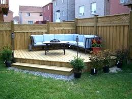 Garden Decking Ideas Uk Small Decked Garden Ideas Garden Decking Photo Small Back Garden