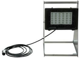 Led Pedestal Light Larson Electronics Announces Release Of 150 Watt Explosion Proof