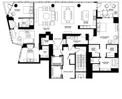 e floor plans 4 e elm floor plans chicago il luxury condos