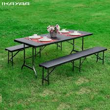 Bbq Tables Outdoor Furniture by Online Get Cheap Outdoor Furniture Table Aliexpress Com Alibaba