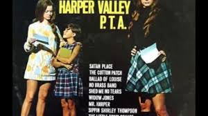 jeannie c riley harper valley p t a video dailymotion