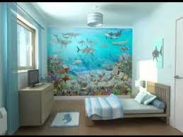 ocean bedroom decor ocean room decorating ideas youtube