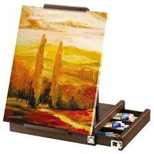 artist s loft box table easel