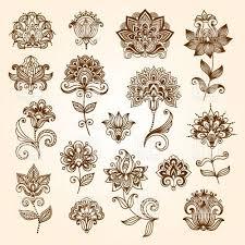 best 25 mehndi flower ideas on henna designs