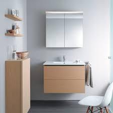 Bathroom Washbasin Cabinets Wall Hung Washbasin Cabinet Walnut Contemporary With Drawers