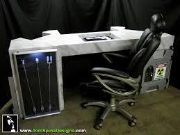 The Avengers Desk Movie Themed Furniture  Tom Spina Designs » Tom