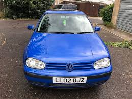 used volkswagen golf se 2002 cars for sale motors co uk