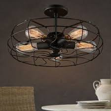 industrial looking ceiling fans industrial style ceiling fans visualizeus