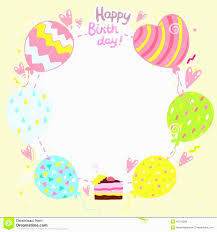 incredible free birthday card templates photo best birthday