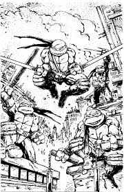 17 images of nick tmnt coloring pages nick teenage mutant ninja