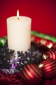 photo of cosy festive candle free christmas images