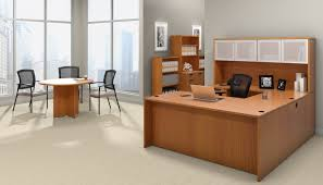 Executive Office Desk Cherry Desk Casegoods Workstations Scottsdale Total Office Interiors