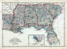 map usa louisiana maps of louisiana posters at allposters