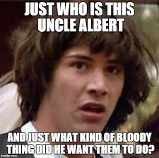 Albert Meme - uncle albert memes mne vse pohuj