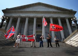 What Is The Flag Of Alabama Donald Trump And David Duke What Does The Contemporary Kkk Look Like